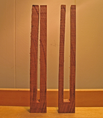 lumber test forks