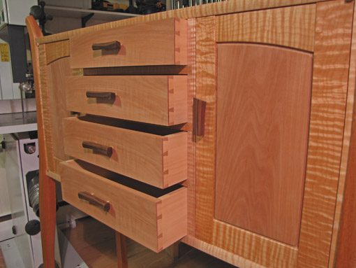 Heartwood 187 High End Drawers Series