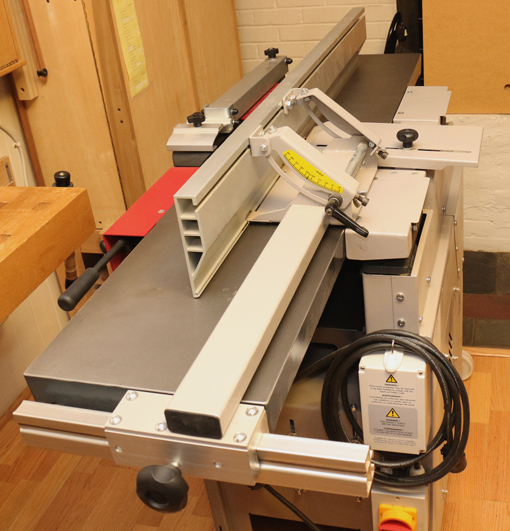 Heartwood » jointer-planer combo