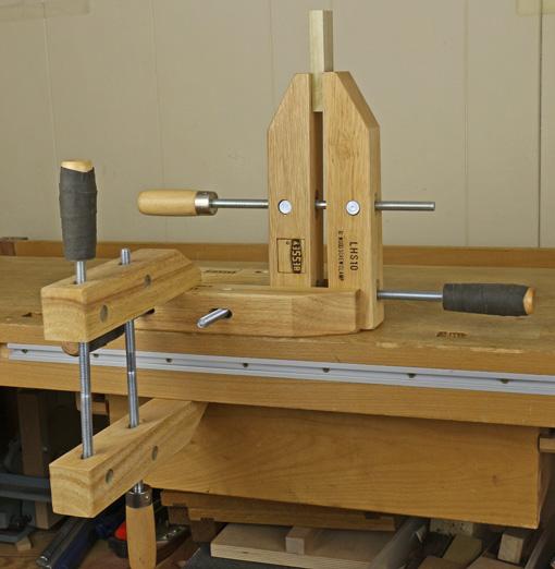 wooden handscrews
