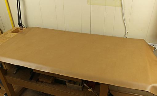 bench blanket