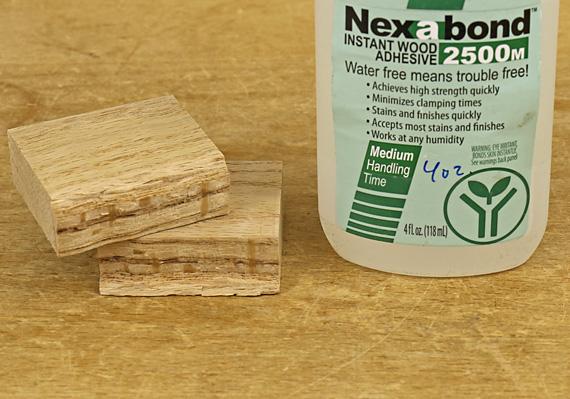 Nexabond glue