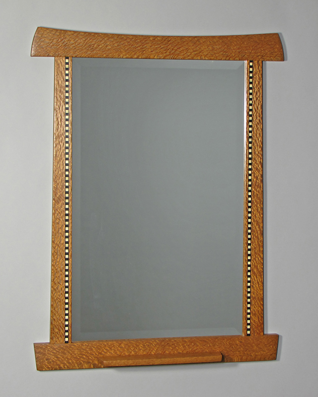 lacewood mirror