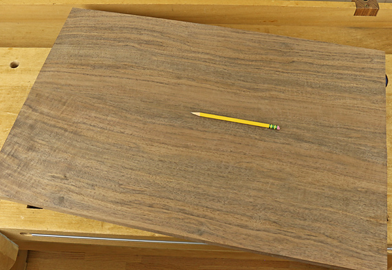 book match edge joint