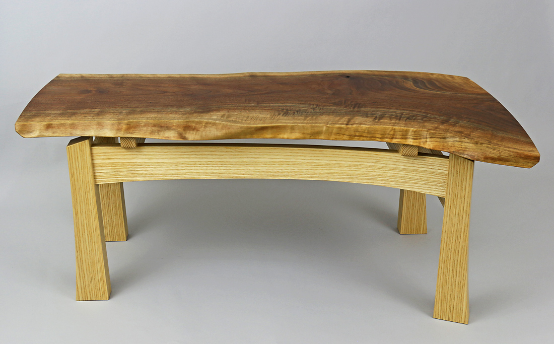 walnut-ash table