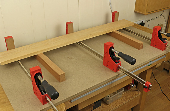 glue up clamps
