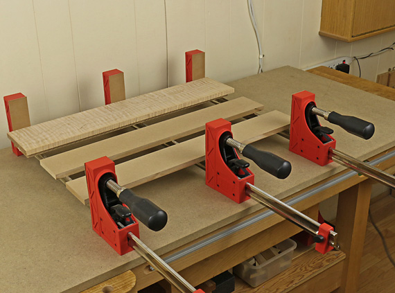 glue up option
