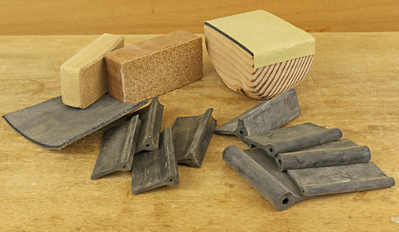 curved sanding blocks