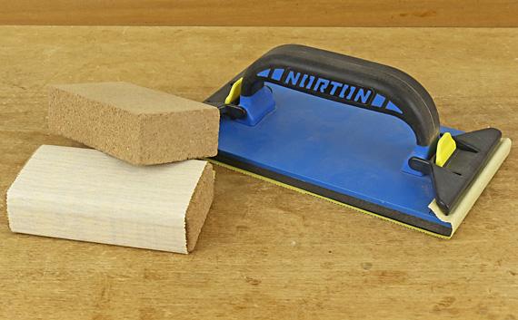 sanding blocks