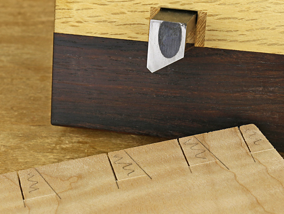 cutting gauge for dovetails