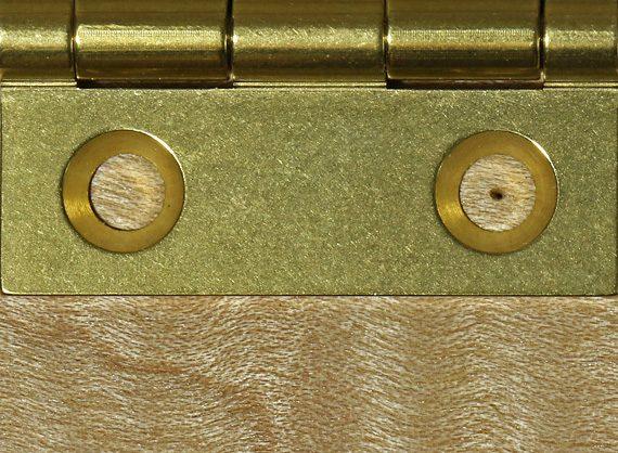 locating hardware screws