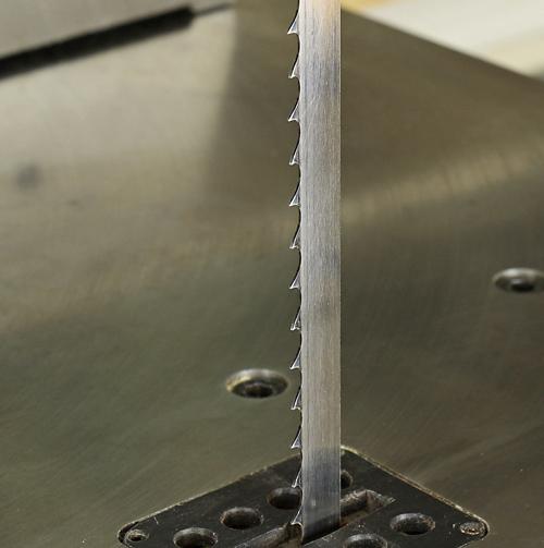 Supercut bandsaw blade