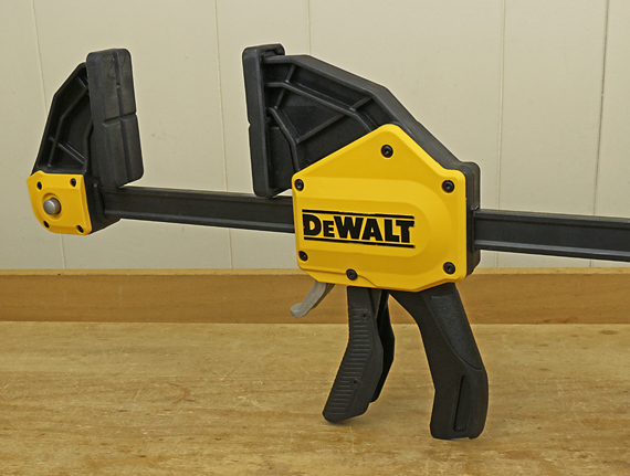 DeWalt XL trigger clamp