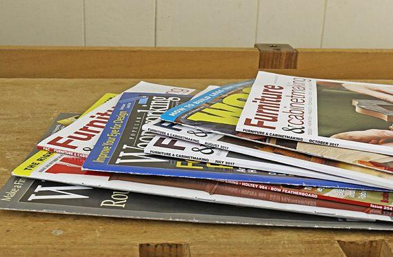 Porcaro magazine articles