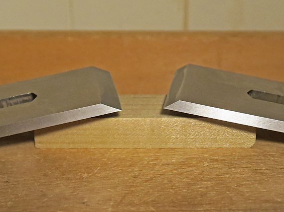 bevel-up plane blades