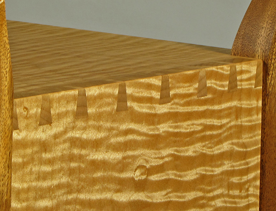 carcase dovetails