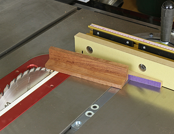 making a dovetail marker